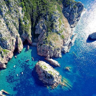 Porto, Corse du Sud (2A) - Balade en bateau
