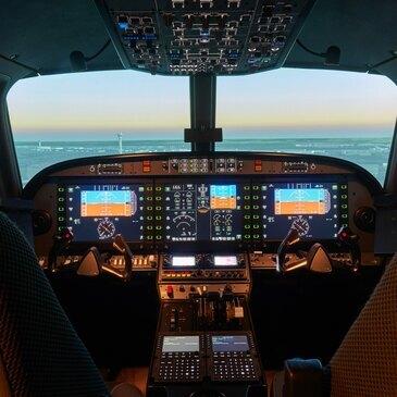 Simulateur de Vol en Avion A320 à Libourne