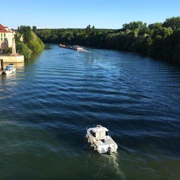 Permis bateau proche Cergy-Pontoise