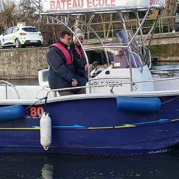 Permis bateau en région Picardie