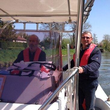 Amiens, Somme (80) - Permis bateau