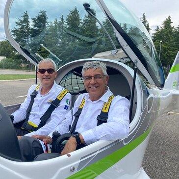 Initiation au Pilotage d'un ULM Multiaxe près de Poitiers