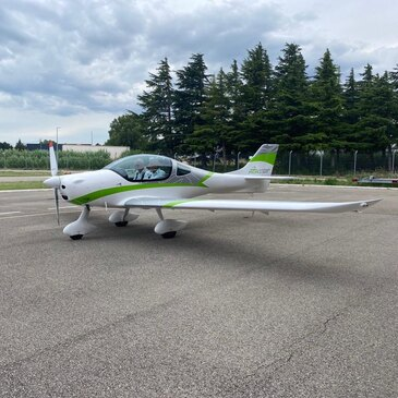 Pilotage ULM, département Vienne