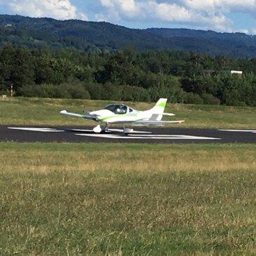Pilotage ULM en région Poitou-Charentes