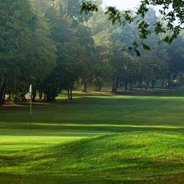 Week end Golf en région Champagne-Ardenne