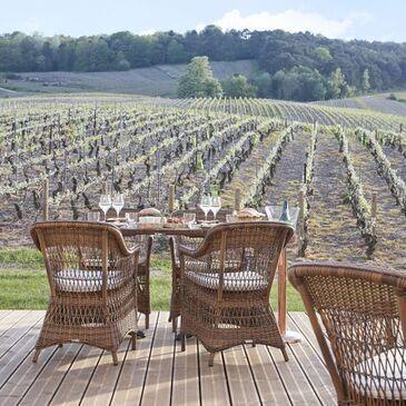 Week-end Golf au Château de Sacy en région Champagne-Ardenne