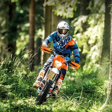 Randonnée en Moto Freeride près de Chalon-sur-Saône