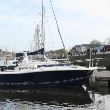 Permis bateau, département Morbihan