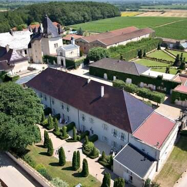 Week-End Gastronomique au Château de Pizay près de Lyon