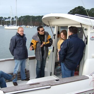 Pêche au gros, département Morbihan