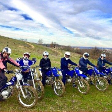 Randonnée en Moto Tout Terrain près de Castres