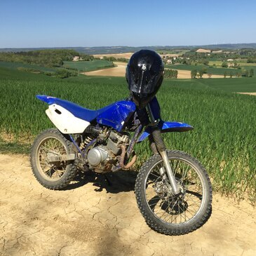 Stage de pilotage moto en région Midi-Pyrénées