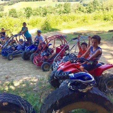 Initiation au Buggy pour Enfant près de Castres
