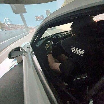 Simulateur Porsche 991 Cup à Saint-Malo