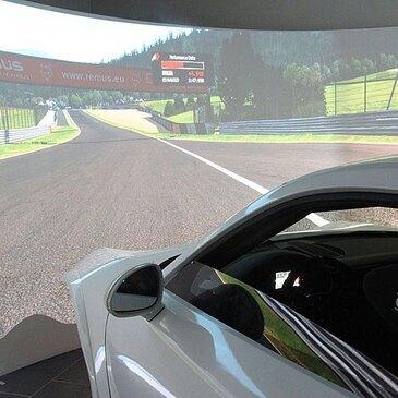 Simulateur de Pilotage Auto, département Ille et vilaine