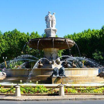 Week-end Découverte et Gourmand à Aix-en-Provence