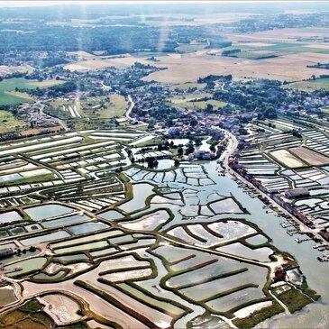 Aérodrome du Thou, à 30 min de La Rochelle, Charente maritime (17) - Baptême en ULM et Autogire