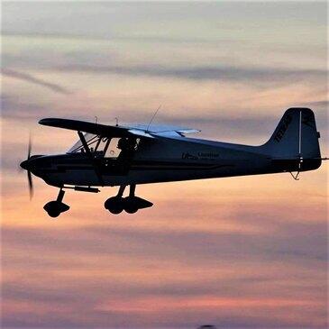 Aérodrome d'Epinal-Dogneville, Vosges (88) - Baptême en ULM et Autogire