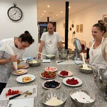 Atelier Pâtisserie dans le Sentier à Paris