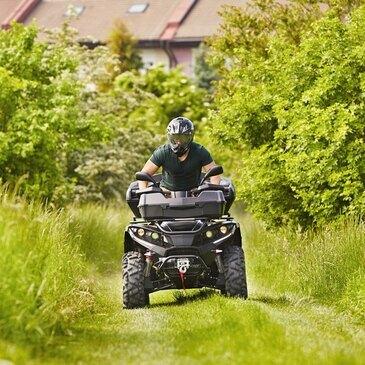 Quad & Buggy, département Ardèche