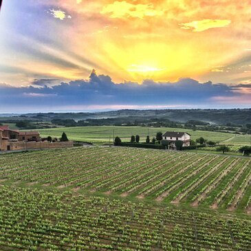 Vol en Montgolfière à Mâcon en région Bourgogne