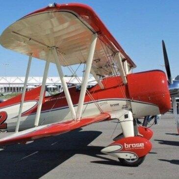Pilotage en Avion de Légende à la Roche-sur-Yon