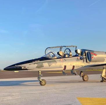 Vol avion de chasse, département Vendée