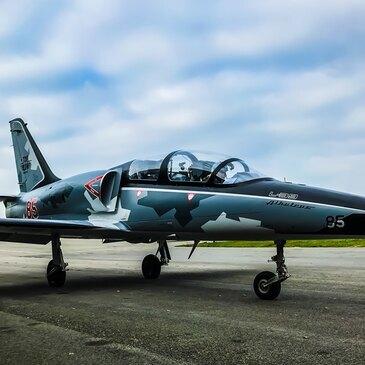 Vol avion de chasse en région Pays-de-la-Loire