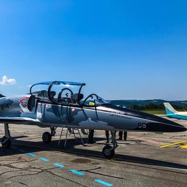 Réserver Vol avion de chasse en Rhône-Alpes