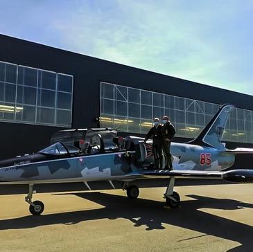 Offrir Vol avion de chasse département Isère