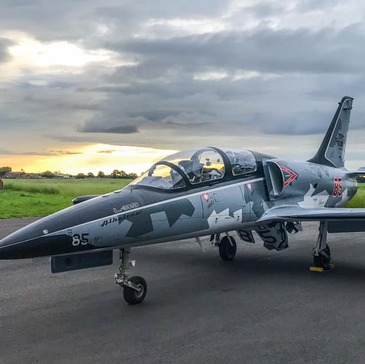 Offrir Vol avion de chasse en Rhône-Alpes