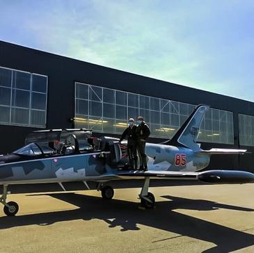 Offrir Vol avion de chasse département Vaucluse