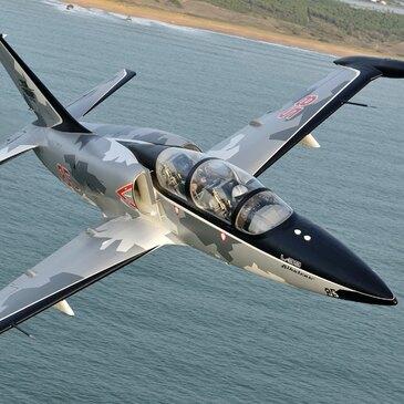 Vol avion de chasse en région Provence-Alpes-Côte d'Azur et Corse