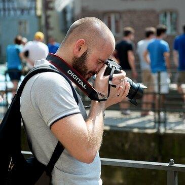 Cours Photo Débutant à Rennes
