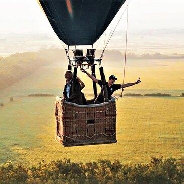 Baptême de l'air montgolfière, département Loire