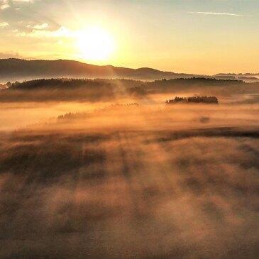 Précieux, à 1h20 du Puy-en-Velay, Haute loire (43) - Baptême de l'air montgolfière