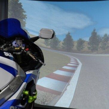 Simulateur de Moto près d'Arras