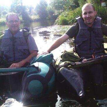 Mareuil-sur-Cher, à 40 min de Blois, Loir et cher (41) - Pêche au gros