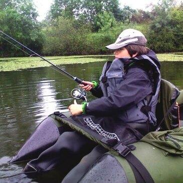 Pêche au gros proche Mareuil-sur-Cher, à 40 min de Blois