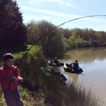 Pêche aux Carnassiers près de Blois en région Centre