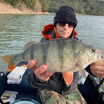 Pêche aux Carnassiers sur le Lac de Saint-Cassien