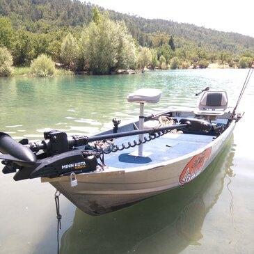 Pêche au gros, département Var