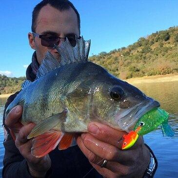 Lac de Saint-Cassien, Var (83) - Pêche au gros