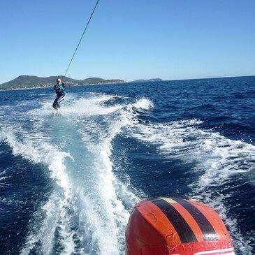Kitesurf en région Provence-Alpes-Côte d'Azur et Corse