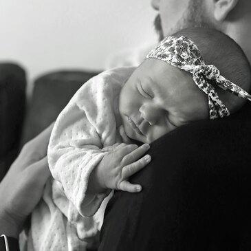 Shooting Photo de bébé près de Rennes