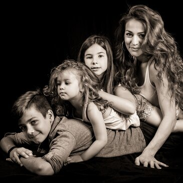 Séance Photo en Famille à Nice