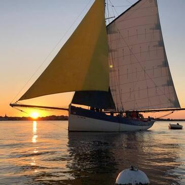 Arzon, Morbihan (56) - Balade en bateau