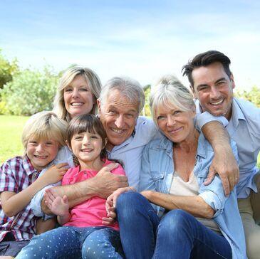 Séance Photo en Famille à Grenoble