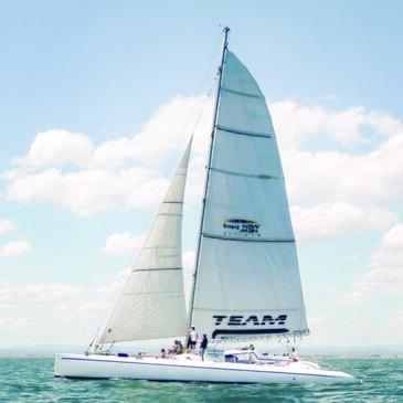 Balade en bateau, département Gard