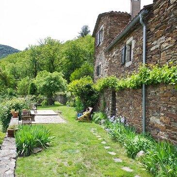 Week-end en Yourte dans les Cévennes en région Languedoc-Roussillon